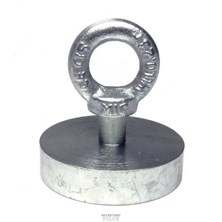 Magnet s okem M282 - magnetická síla 282kg