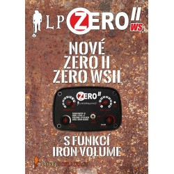 Detektor kovů LP ZERO 30 WS