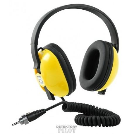 Vodotěsná sluchátka pro detektory Minelab EQUINOX