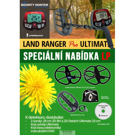 Bounty Hunter Land Ranger Pro Ultimate