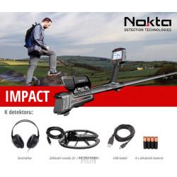 Detektor kovů Nokta Impakt