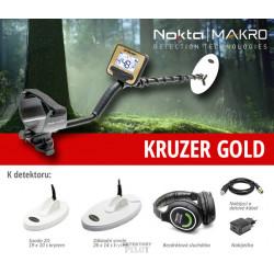 Detektor kovů Makro Gold Kruzer