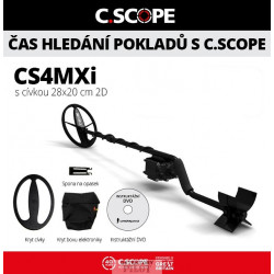 C.Scope CS4MXi hloubkový set