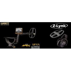Garrett Ace Apex - Z Lynk
