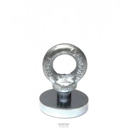 Magnet s okem M83 - magnetická síla 83kg