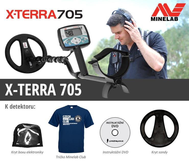 Minelab X-TERRA 705